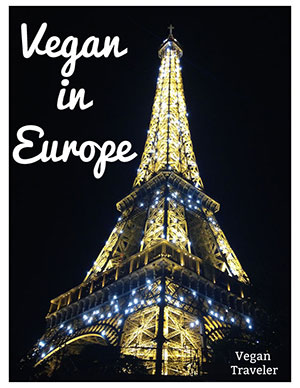 Vegan in Europe Book